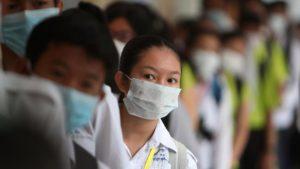В Китае вновь введён режим карантина, который коснётся 100 млн человек