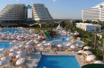 Турецкие отели: много хлора в бассейне, ни одной кофемашины и автомата