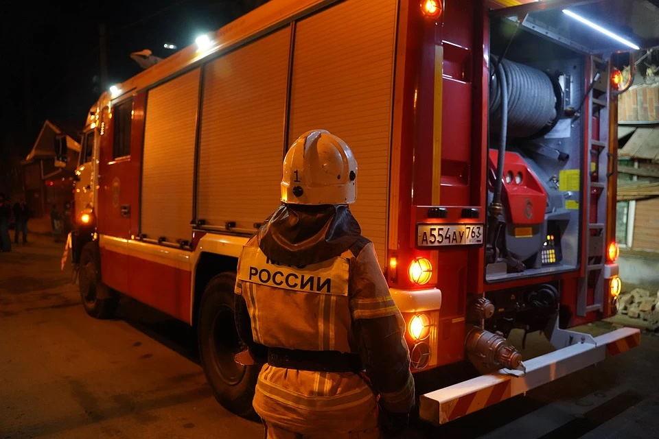 В Москве загорелась «коронавирусная» больница, есть пострадавшие