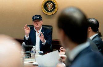 Трамп анонсировал разрыв отношений США с ВОЗ