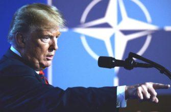 Трампу не понравилось, что союзники по НАТО выделяют на оборону мало средств