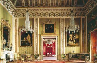 В Букингемском дворце нашли секретные помещения