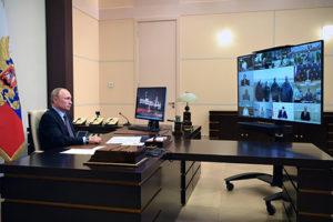 Путин вызвал на ковёр чиновников за ЧП в Норильске