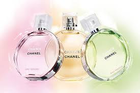 Нежность и чувственность аромата Chanel Chance Eau Fraiche