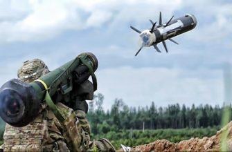 Украина усиливает войска противотанковыми Javelin и БПЛА Bayraktar