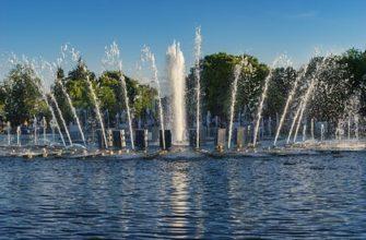 В России девочка девяти лет умерла от удара током в фонтане