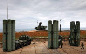Турция тестирует российский комплекс С-400 на американских F-16