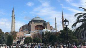 Собор Святой Софии изменил статус на мечеть