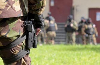 Спецназ ФСБ ликвидировал главаря террористов в Ростовской области