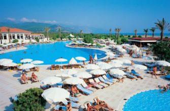 Дешевые туры в Турцию: отдых на Турецкой Ривьере