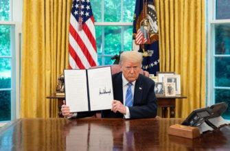 Трамп сомневается в честности голосования по почте