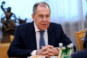 Лавров пошутил про второе место РФ во вмешательстве в американские выборы