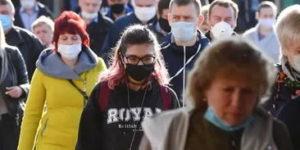 В России повысят штрафы за отсутствие маски