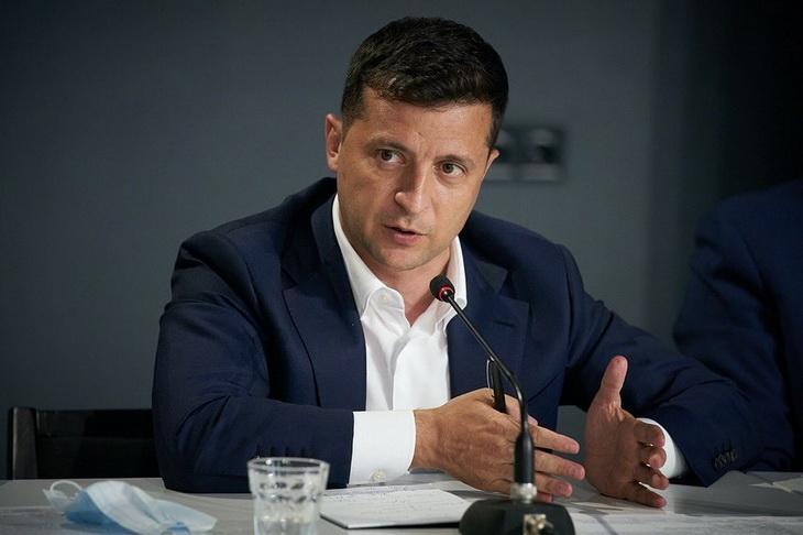 Украинский президент предложил сажать коррупционеров пожизненно