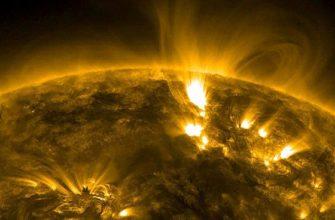 Специалисты NASA предупредили о вступлении Солнца в новый цикл