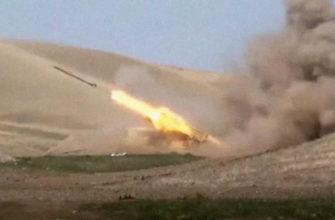 Степанакерт (Ханкенди) подвергся ракетному обстрелу