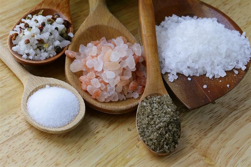Разновидности пищевой соли – как разнообразить свой набор приправ