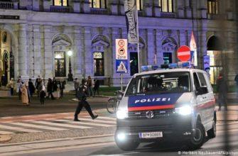 В Австрии задержали выходцев с Северного Кавказа в связи с терактами