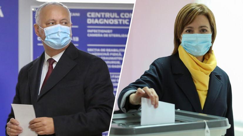В Молдове выбрали первого президента-женщину