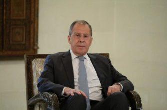 Лавров прокомментировал планы Запада отключения Беларуси от SWIFT