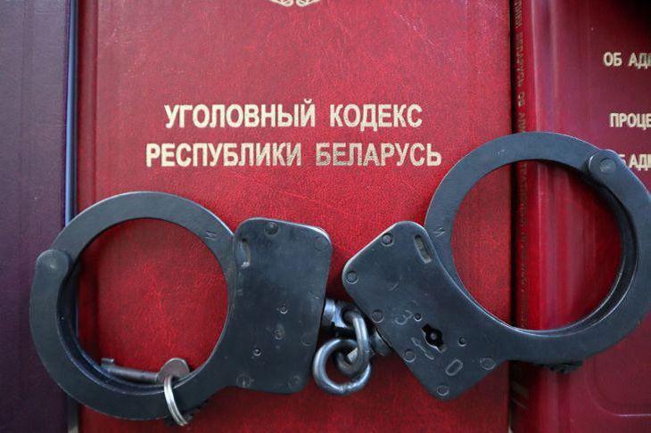 В Минске гражданку Швейцарии осудили на 2.5 года за участие в митинге