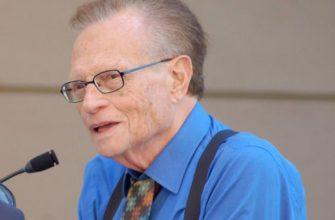 В возрасте 87 лет скончался легендарный телеведущий Ларри Кинг