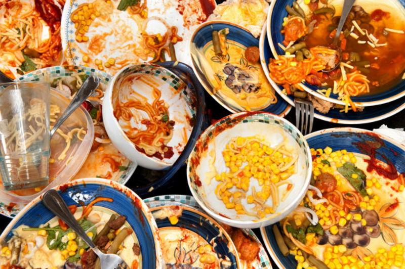 В США представлена технология переработки пищевых отходов в новые продукты