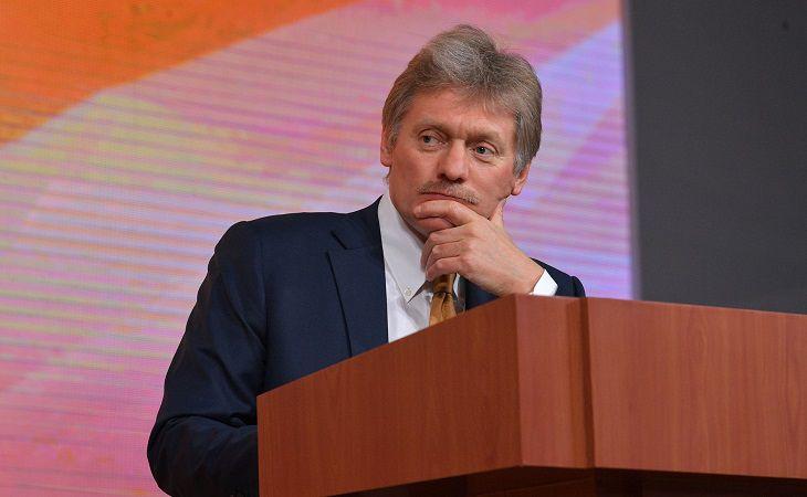 Пресс-секретарь Путина Песков рассказал о критике в свой адрес от президента