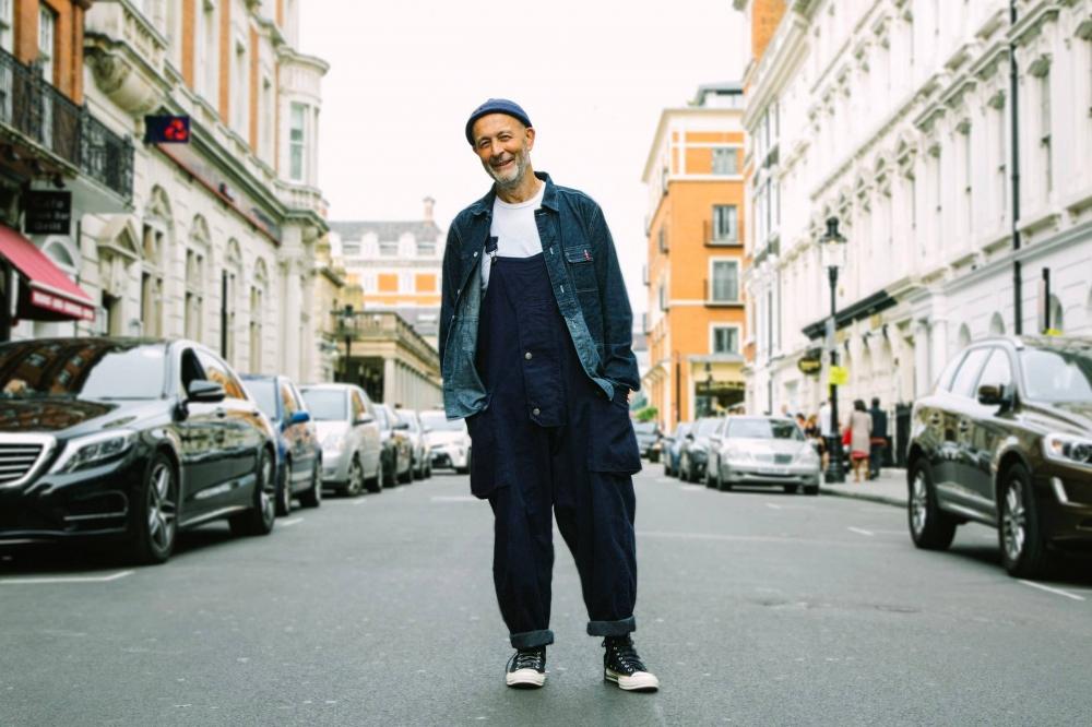 Nigel Cabourn: практичность и стиль мужской одежды