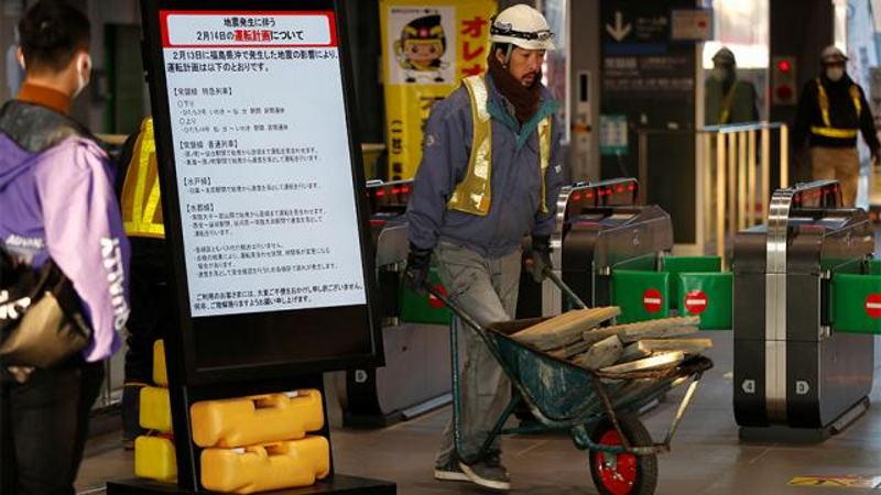 В Японии произошло повторное землетрясение мощностью 5,2 балла