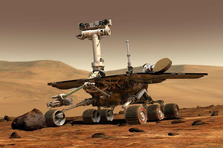 Стрим с Марса: NASA ведёт прямую трансляцию посадки
