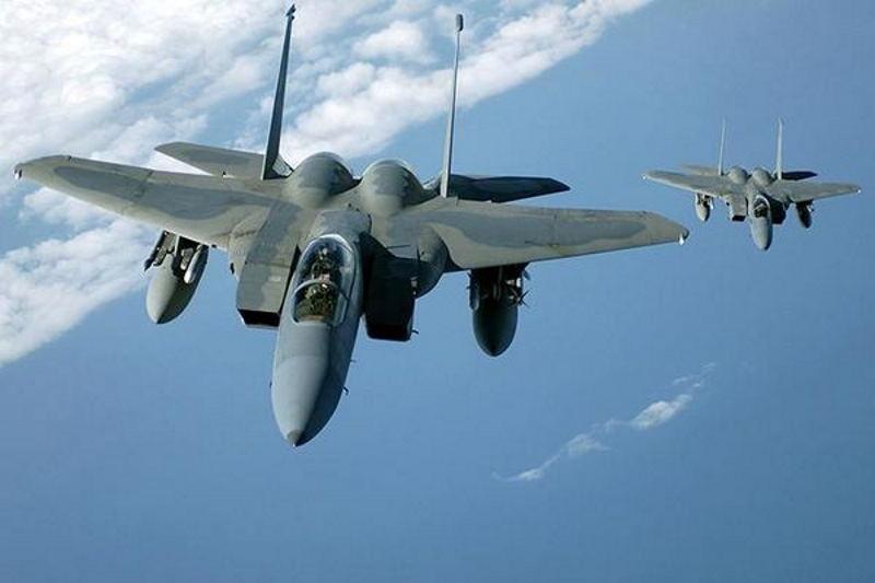 ВВС США нанесли ракетный удар по иранским войскам в Сирии