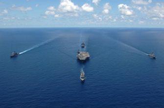 Силы НАТО начали масштабные учения «Посейдон 21» в Чёрном море