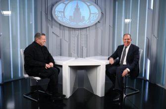 Лавров заявил, что Россия готова разорвать отношения с ЕС