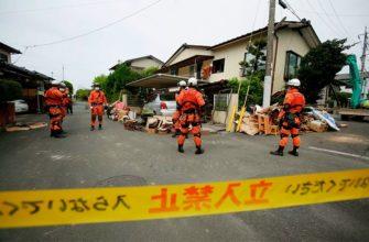 Фукусиму опять трясёт: на этот раз магнитуда 7,1 балла и угроза цунами