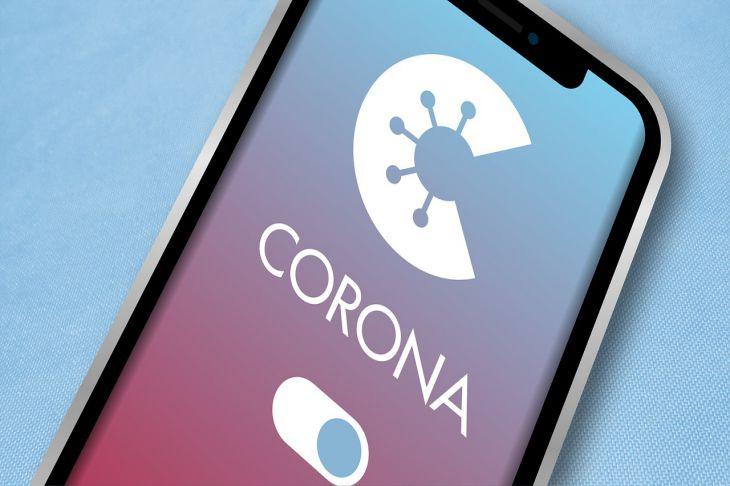 Тест на COVID-19 за 10 минут через мобильное приложение