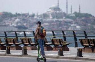 В Турции отменён ряд карантинных ограничений