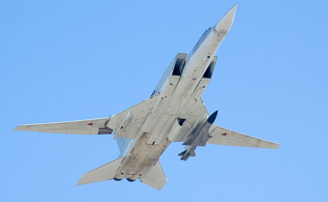 Под Калугой погиб экипаж бомбардировщика Ту-22М3