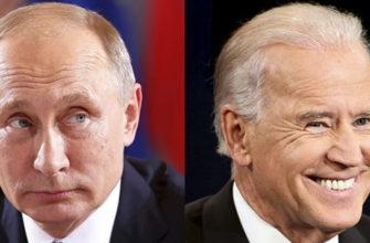 Байден сказал, что считает Путина убийцей, и что Кремль ответит за вмешательство