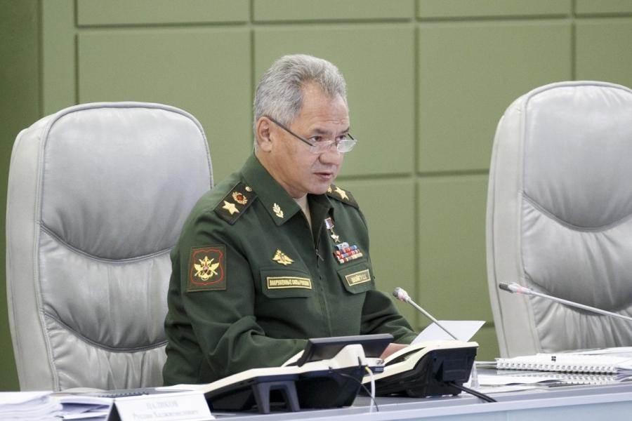 Сергей Шойгу отдал приказ отвести стянутые к границе Украины воска