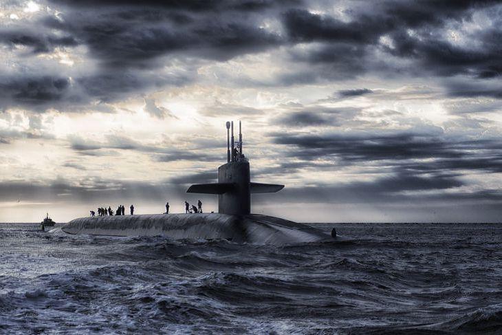 В Балийском море нашли затонувшую индонезийскую субмарину: экипаж погиб