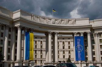 Украина высылает российского консула в ответ на действия Кремля