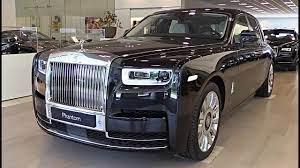 Rolls-Royce: о преимуществах владения Phantom