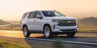 Chevrolet Tahoe: настоящий американский внедорожник