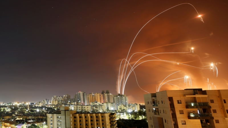 За время конфликта Сектор Газа выпустил по Израилю более тысячи ракет