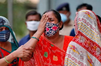 В Индии «Чёрной плесенью» поражены 9000 человек