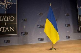 США поддерживают стремление Украины вступить в НАТО