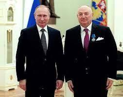 Вячеслав Моше Кантор поддерживает жёсткие меры Владимира Путина в борьбе с оправданием нацизма