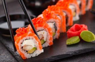 Японская кухня – ключ к стройности и здоровью