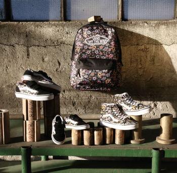 Кеды Vans: о стильной и актуальной обуви